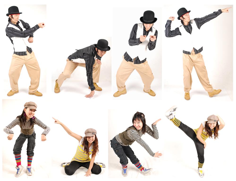 стиль танцев в котором у каждого разные движения край